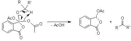 戴斯-马丁氧化反应 图二