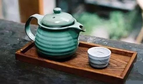 氧化硼釉料茶具