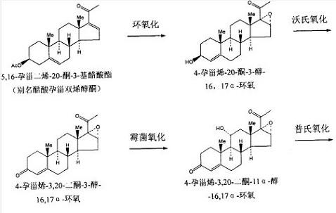 合成甲基泼尼松龙-1