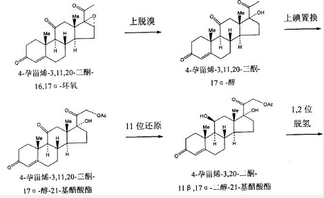 合成甲基泼尼松龙-2