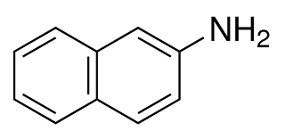 structure of 2-naphthylamine