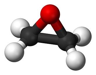 ethylene oxide structure