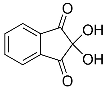 ninhydrin structure