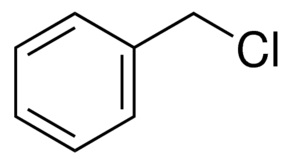 benzyl chloride structure