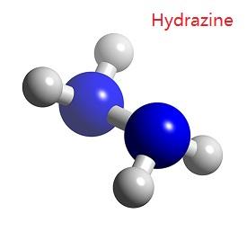 Hydrazine structure