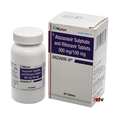 硫酸阿扎那韦
