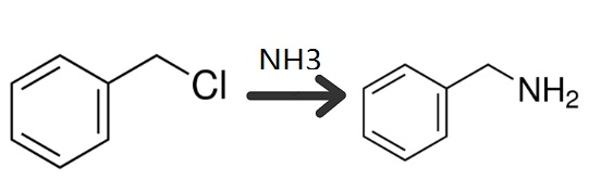 Preparation of Benzylamine