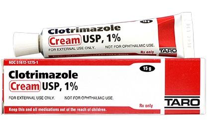 Clotrimazole Cream 1%