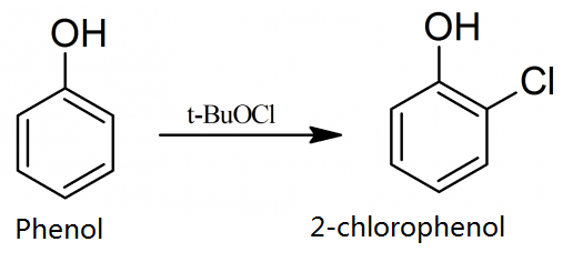 Preparation of 2-chlorophenol