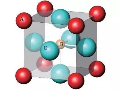 钛酸钡 晶体结构