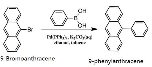 preparation of 9-phenylanthracene