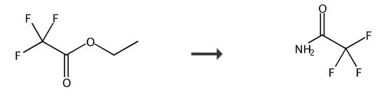 三氟乙酰胺的合成
