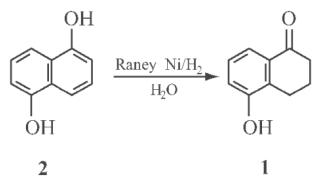 5-羟基萘满酮的合成路线