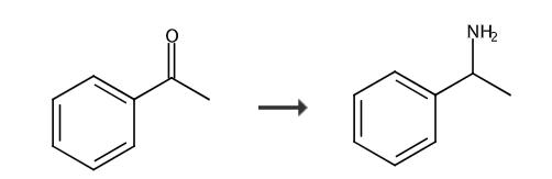α-苯乙胺的合成路线
