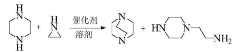 N-氨乙基哌嗪的合成路线