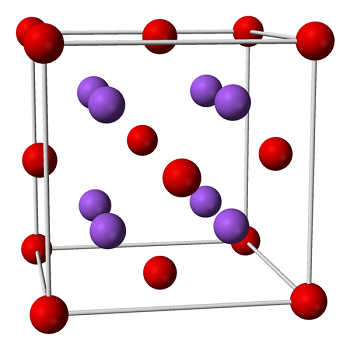 Sodium oxide 3D Structure