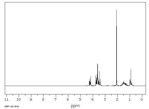 2 2 Butoxyethoxy Ethyl Acetate 124 17 4 1h Nmr