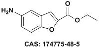 5-氨基苯并呋喃-2-甲酸乙酯;5-氨基苯并呋喃-2-羧酸乙酯