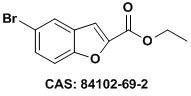 5-溴苯并呋喃-2-羧酸乙酯;5-溴苯并呋喃-2-甲酸乙酯
