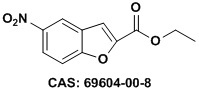 5-硝基苯并呋喃-2-羧酸乙酯