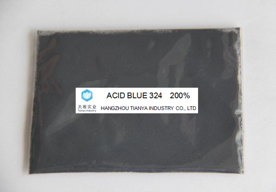 酸性兰324,弱酸蓝BRL,弱酸艳蓝N-BRL