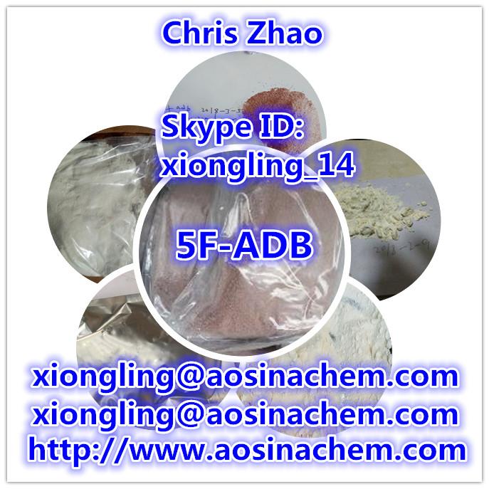 top selling pharmaceutical intermediates 5f-adb 5f-adb 5f-adb 5f-adb in USA xiongling@aosinachem.com