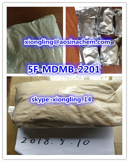 5fmdmb-2201 5f-mdmb-2201 powder with strong effect xiongling@aosinachem.com