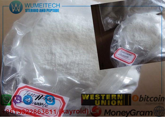 Testosterone Decanoate Raw Steroid Powder Supplier Testosterone