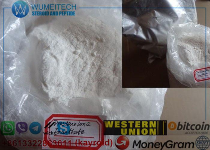 Masteron Enanthate / Drostanolone Enanthate Steroid Powder
