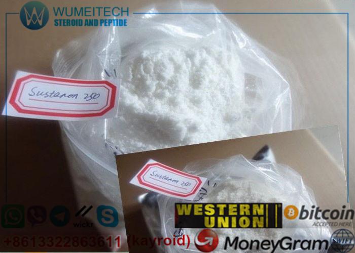 Testosterone Blend Recipe Sustanon 250 Raw Steroid Powder Supplier
