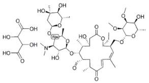 酒石酸泰乐菌素/酒石酸泰洛星