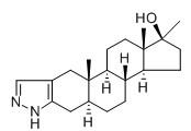 康力龙,司坦唑醇;吡唑甲基睾丸素