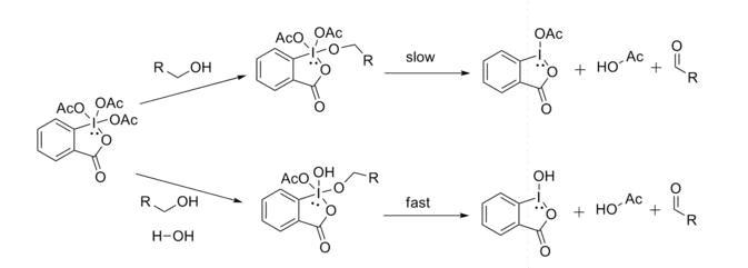 戴斯马丁氧化剂 相关反应图二