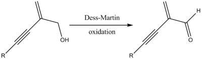 戴斯马丁氧化剂 化学选择性