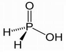 次磷酸 结构式