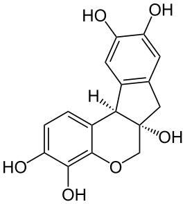 苏木素结构式