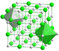 氮化钛分子立体结构