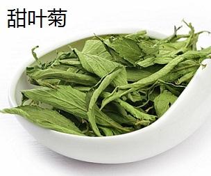 甜叶菊植物图片