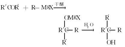 醇类的制备反应式3