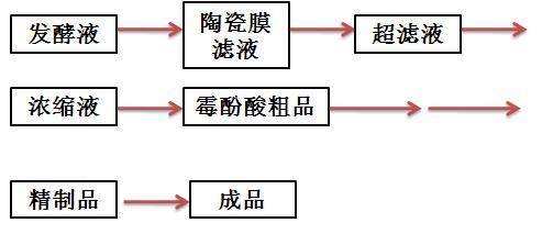膜分离工艺流程图