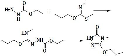 PMT的合成
