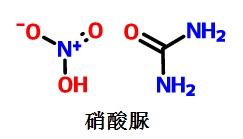 硝酸脲结构式