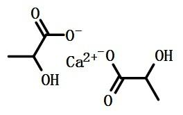 乳酸钙结构式