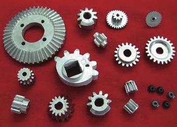 添加少量羰基铁粉的铁基粉末冶金结构零件