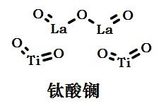 钛酸镧结构式