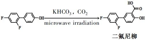 二氟尼柳的合成路线