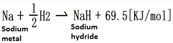 Reaction formula
