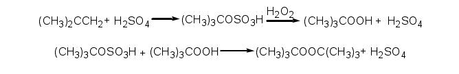 叔丁醇(TBA)异丁烯双氧水法制备方法
