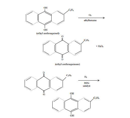 Hydrogen Peroxide 7722 84 1