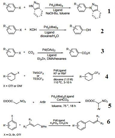 2 Di Tert Butylphosphino 2 4 6 Triisopropylbiphenyl Cas